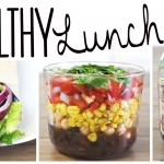 3 Healthy & Easy Lunch Recipes (Vegan & Gluten Free!)