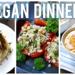 3 Vegan + Affordable Dinner Recipes | Collab w/Mind Over Munch