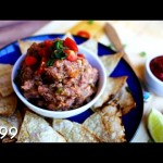 EPIC REFRIED BEANS – INSTANT POT VEGAN RECIPE