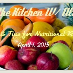 HEALTHY VEGAN RECIPES & TIPS Q&A Topic: Tasty Spring Meals! – In The Kitchen With Alice Ep #2