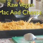 Low-Fat Raw Vegan Mac And Cheese Recipe (gluten, oil and salt free)