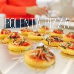 Quick & Easy Vegan Recipes with Daniella Monet // Polenta Pizza
