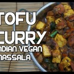 Tofu Curry Recipe – Indian Vegan Massala