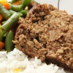 Vegan Basic Meat Loaf Recipe – Mushroom Nut Loaf – Day 6 Southern Queen of Vegan Project