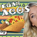 Vegetarian Recipe: Tacos (Vegan) | Edgy Veg