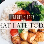 What I Eat in a Day | Healthy, Easy & Vegan Recipes! ¡