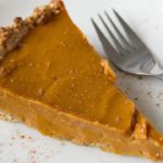Vegan Sweet Potato Pie | Easy Thanksgiving Recipe