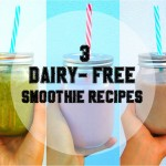 3 Healthy Smoothie Recipes | Vegan