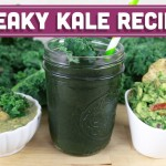 3 Vegan Kale Recipes! Soup, Smoothie, Guacamole! Mind Over Munch