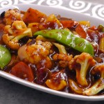 Chinese Vegetables in Szechuan Sauce – Vegan Vegetarian Recipe
