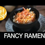 College Dorm Food: Vegan Ramen Recipe Hack | The Edgy Veg