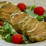 EASY Baked Chickpea & Potato Burger Patties – NO OIL Vegan Recipe!