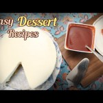 Easy Dessert Recipes – No Bake Cheesecake | Ada Payasam | Souffle | Vegan Cake