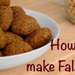 Easy Falafel Recipe – Vegan & Gluten free — Parisian Kitchen