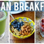 Easy & Healthy Breakfast Ideas | 3 YUMMY VEGAN RECIPES!