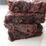 Healthy Fudge Brownie Recipe – HASfit Coconut Flour Brownies – Vegan Gluten Free Brownie Recipe