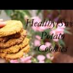Healthy Sweet Potato Cookies – Gluten Free & Vegan Recipe