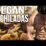 High Protein Vegan Enchiladas Recipe