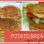 HOW TO MAKE POTATO BREAD | Gluten-free & Vegan Recipe