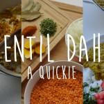 Lentil Dahl Recipe   Vegan, Cheap & Healthy