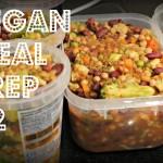 MEAL PREP #2 (Chili Recipe) | Cheap Lazy Vegan