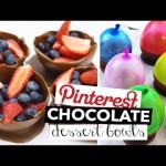Pinterest Recipe Tested – Choc Dessert Cups – Vegan Friendly | Rachelleea