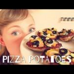 Pizza Potatoes Recipe (Vegan, Gluten-Free, Oil-Free)