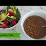 Quick Recipe | Jen's Vegan Lentil Soup