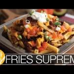 Taco Bell Fries Supreme VEGAN Recipe | The Edgy Veg
