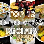TOP 12 FAVOURITE CHEAP VEGAN RECIPES #VEGANUARY | Cheap Lazy Vegan