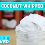 Vegan Coconut Whipped Cream Recipe – Two Ingredient Takeover Mind Over Munch S02E01