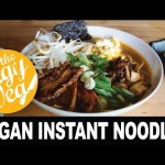 Vegan Ramen Recipe – Vegetarian | Edgy Veg