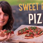 Vegan Sweet Potato Pizza Recipe