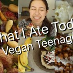 What A Vegan Teenager Eats In A Day + Recipes!