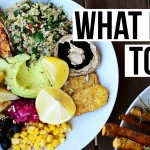 What I Ate Today #3 ¡ Breakfast Smoothie, Pizza, Nourish Bowl, Vegan Bolognese ¡ Vegan Recipes