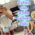 What I Eat in a day #13 | All Calories included + Easy Vegan recipes
