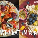 What I Eat In a Day #4   VEGAN RECIPES