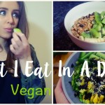 What I Eat In A Day | Vegan Recipes #4 | Esmée Denters